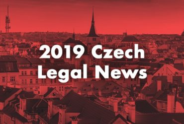 The Most Important Changes in the Czech Law for Entrepreneurs in 2019