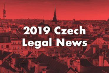 Nejdůležitější změny v českém právu pro podnikatele v roce 2019