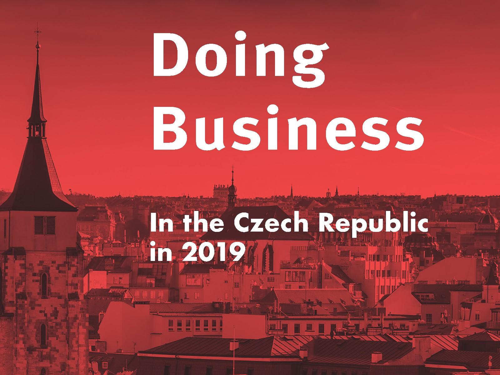 Czech Republic Doing Business 2019