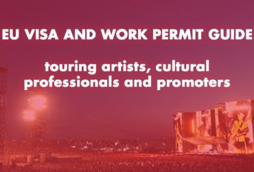 Ultimate Advisor for third country national artists travelling to European Union