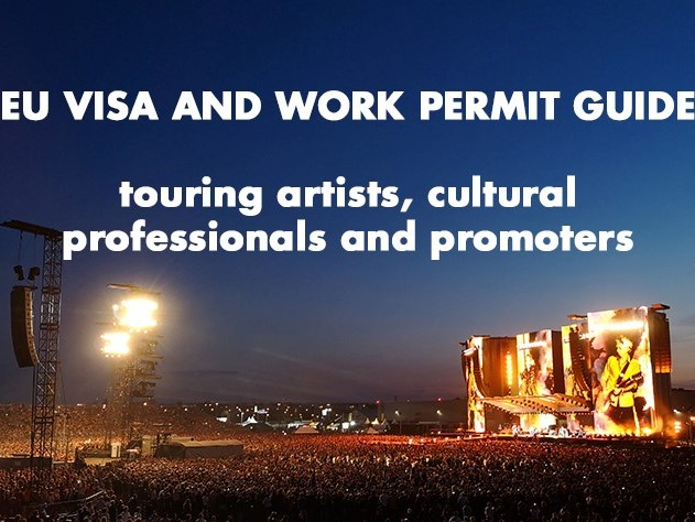 Artists mobility, work permit and EU visa exemptions, touring artists, tour promoters ECOVIS